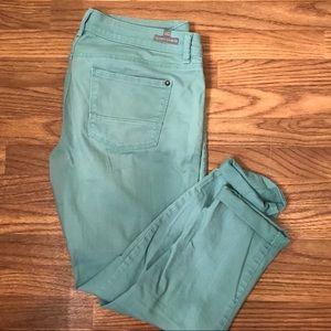 Lauren Conrad teal pants