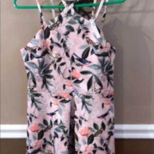NWT ASOS sz 8 beautiful floral dress