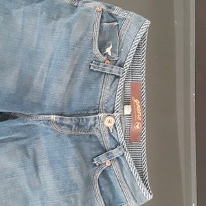 Grane Capri Jeans