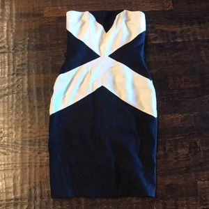 Tracy Reese Strapless Dress