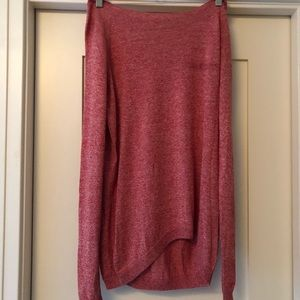 Red Cashmere Firth Sweater
