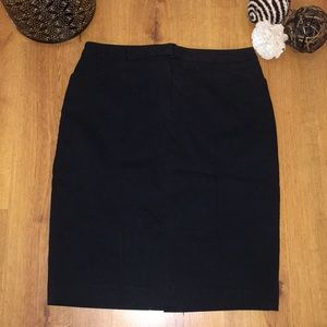 Express pencil skirt with side pockets size 1/2