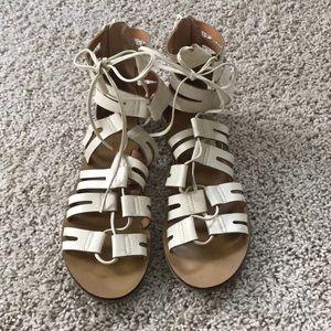 J. Crew espadrilles sandals