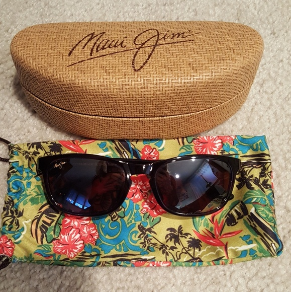 1b29e71a57f 💯Authentic Maui Jim Front Street Sunglasses. M_5a2c4d7a4127d0a8ad021910