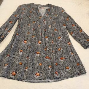 Old Navy Patterned Swing Dress