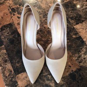 Nude High Heels Shoe Republic LA