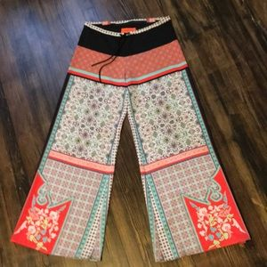 Clover Canyon old cow hand wide leg pant
