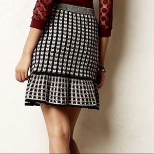 Anthropologie Sparrow Serissa sweater skirt