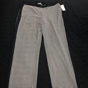 H&M Black&White Pants (BRAND NEW NEVER WORN)
