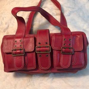 GUC Leather Cynthia Rowley bag