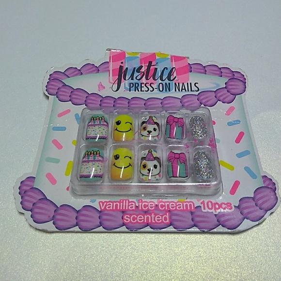 Justice Accessories   Nwt Presson Nails   Poshmark