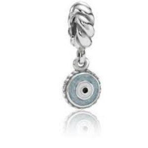 ef097ab1dc152 Authentic Pandora Evil Eye Charm - From Greece