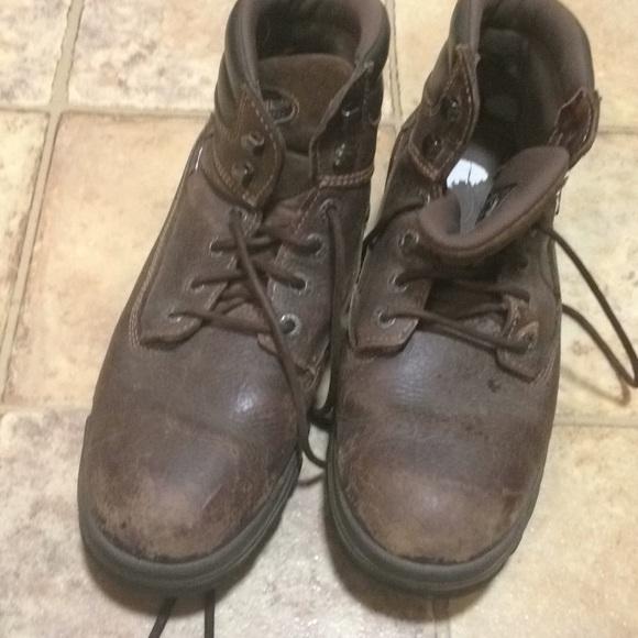df1f599d484 Wolverine men's work boots size 10 1/2