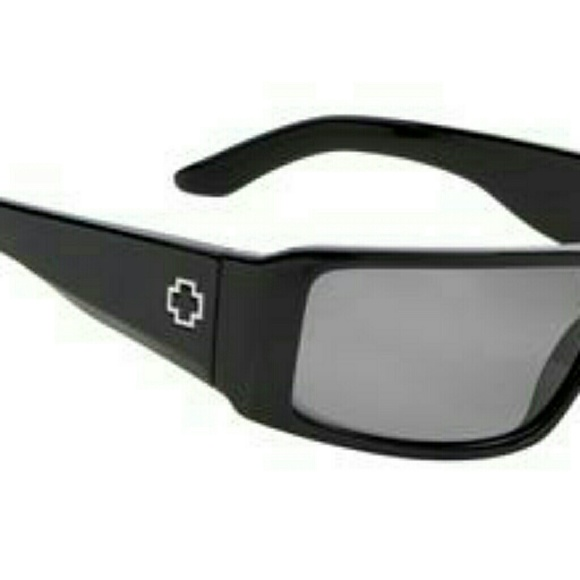 5cd3402972 NEW SPY Optic Unisex Council Polarized Black Grey
