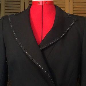 Escada Jackets & Coats - Escada Black Blazer
