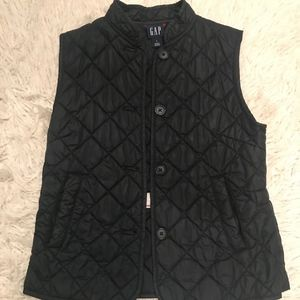 GAP Women's Black Vest