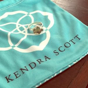Beautiful Kendra Scott ring size 5