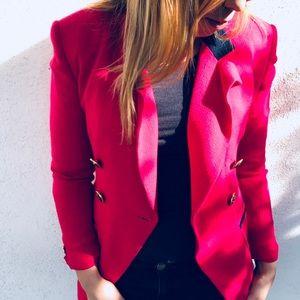 Christian Dior Vintage Pink Blazer