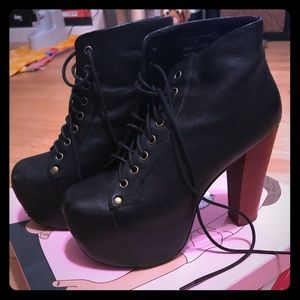Jeffrey Campbell Lita - SOLD OUT - Size 7