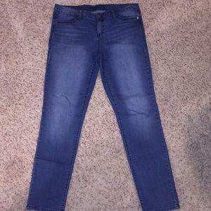 Rue 21 Freedom Flex Low Rise Skinny Jeans