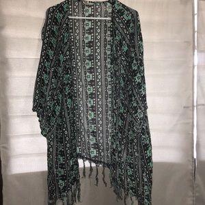 Tops - Kimono Top
