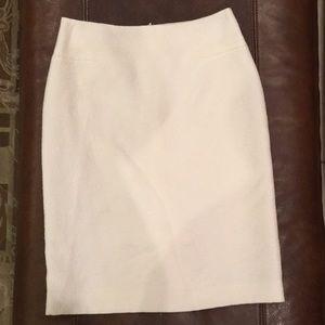 Antonio Melani White Size 0 Skirt