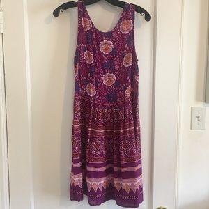 Comfortable summer dress