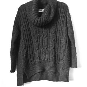 🔻Chunky • Oversized Cowl • Cable knit • Sweater