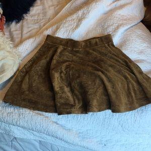 Topshop circle skirt