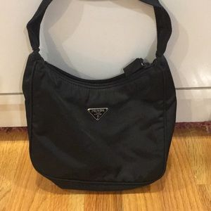 Previously used Prada shoulder bag