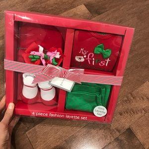 My 1st Christmas set