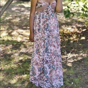 Floral Formal Maxi Dress_Jessica Simpson Brand