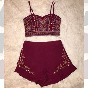 matching separates/two piece