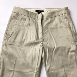 H&M Beige Dress Pants