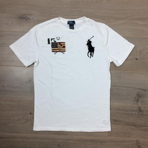 0d53eac79841 Polo Ralph Lauren Big Pony Boy s Size L (14-16). M 5a2c6ae63c6f9f9a2402c413