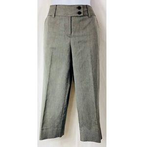 "Worthingtin Petite Woven Stretch 20"" Pants"