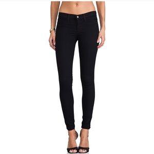 J brand black jean leggings
