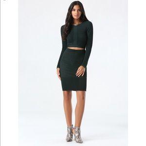 NWT BEBE mini skirt