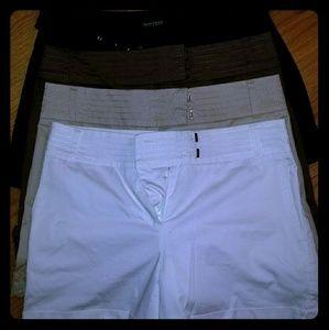 WHBM 4 Pairs Shorts
