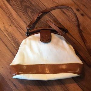 Vintage Doctor Bag Style Purse