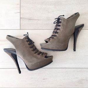 Elizabeth & James Lace Up Heels
