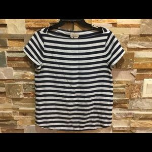 KATE SPADE Striped blouse