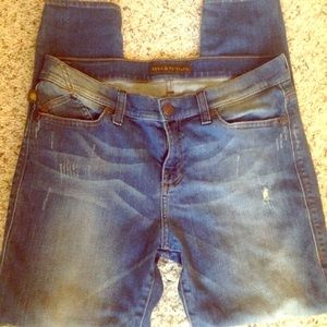 Rock & Republic jeans size 12 pre owned