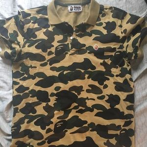Other - Bape Polo