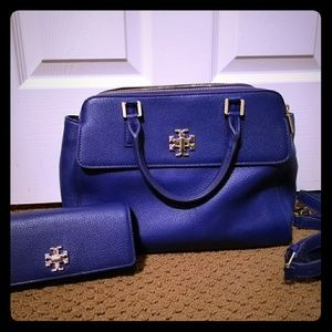 Tory Burch Mercer Purse and Wallet