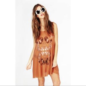 Wildfox Couture Treasure Wrecked Tank