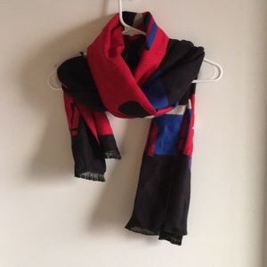 Accessories - Double Side Wool Scarf