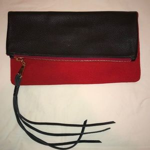 Rebecca Minkoff one of a kind sample clutch