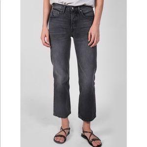 GRLFRND Linda Jeans *BRAND NEW* NEVER WORN*l