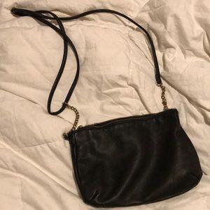 H&M soft leather crossbody bag $20